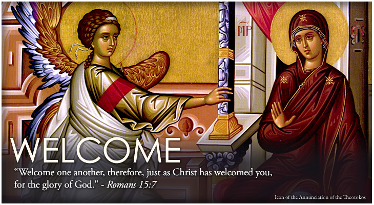 Image result for Annunciation Greek icon